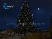 Grafický návrh vánočního stromu Blachere FL520