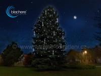 Grafický návrh vánočního stromu Blachere-Iluminations FL520