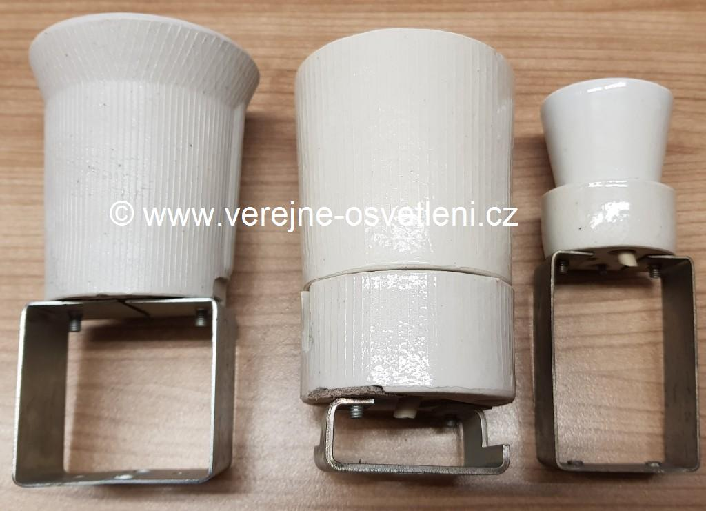 Keramická objímka E27 E40 Elektrosvit