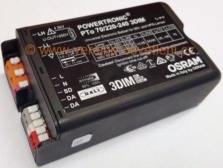 PTo 70W 220-240V 3DIM