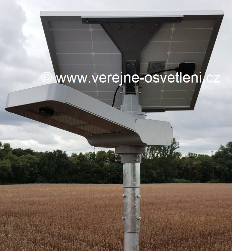 Solární svítidlo veřejného osvětlení Vario